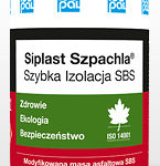Siplast Szpachla Szybka Izolacja SBS